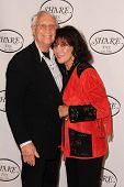 Fred A. Rappoport, Michele Lee at the SHARE 60th Annual