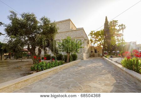 Medieval Castle Of Limassol, Cyprus