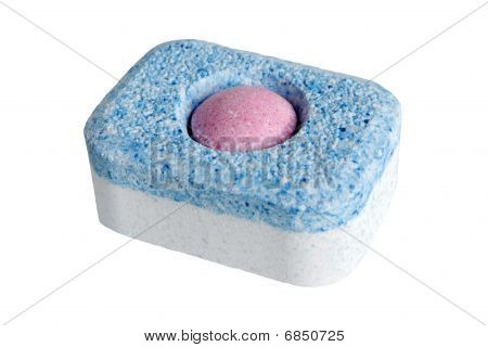 Tablet For Dish-washing Machine