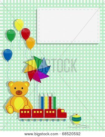 Kids Card Toys