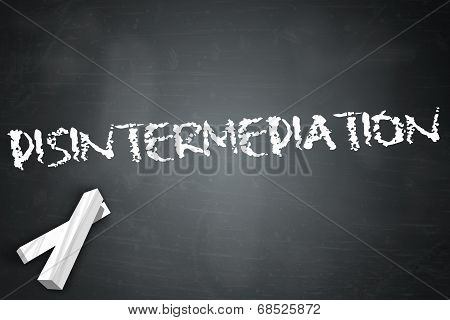 Blackboard Disintermediation