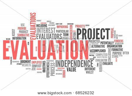 Word Cloud Evaluation