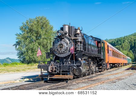 Mt. Rainier Scenic Railroad