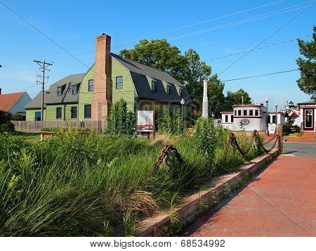St. Michaels Maryland Scene