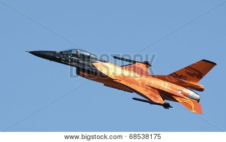 F16 Royal Netherlands Air Force