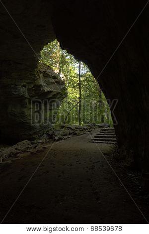 Natural Bridge Arch