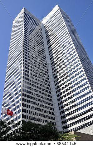 Place ville Marie building