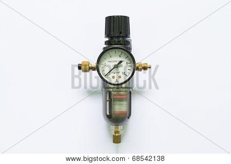 Air Pressure Gauge .