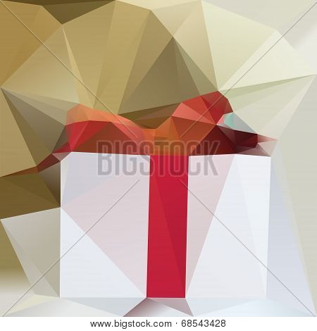 Lowpoly present package