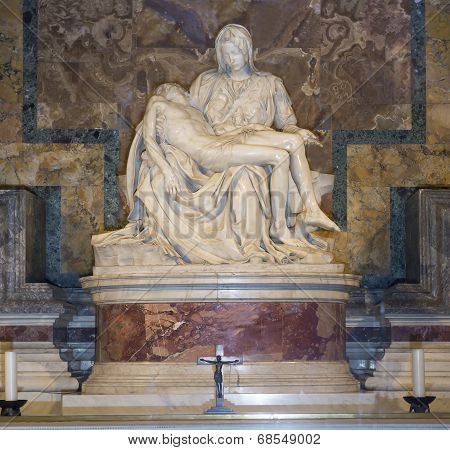 Pieta,michelangelo Buonarroti