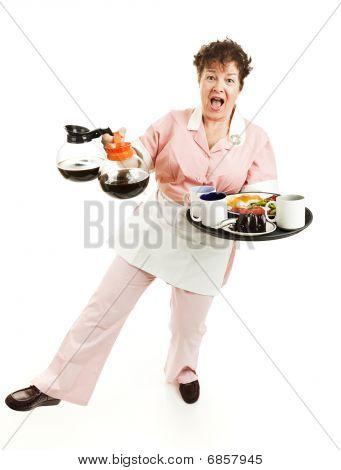 Waitress - Balancing Act