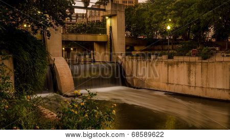 Dam River