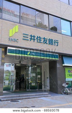 Mitsui Sumitomo Bank Japan