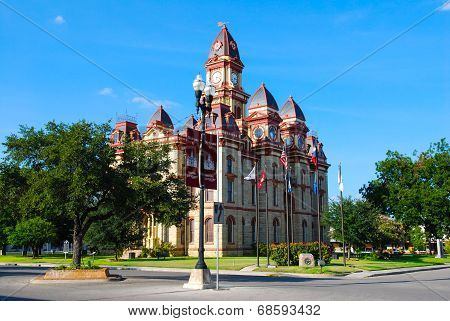 Lockhart Courthouse