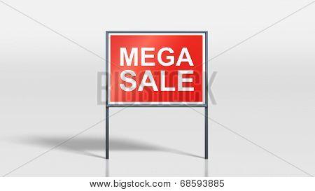 Shop Signage Stands Mega Sale