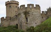 Warwick Castle, Warwickshire, England poster