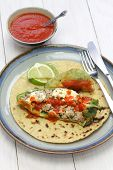image of tacos  - chile relleno  - JPG