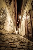 stock photo of cobblestone  - Cobblestone - JPG