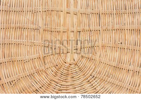 rattan texture pattern