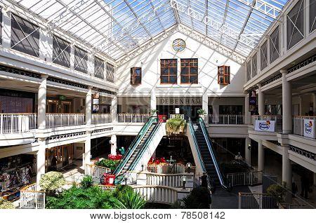 Beechwood shopping centre, Cheltenham.
