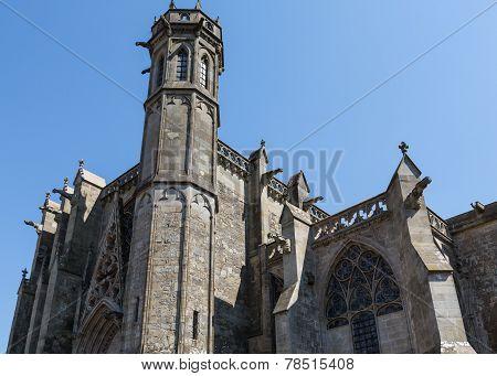 Carcassonne's Church