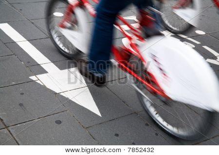 Cycle Lane