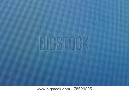 Display Background From Pixels Of Blue Color