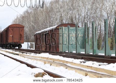 The Prospect Of Old Rail Cars