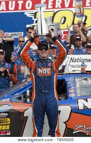 NASCAR: Serviço de Auto Tech-net 29 de maio 300