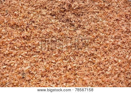 Sawdust Background