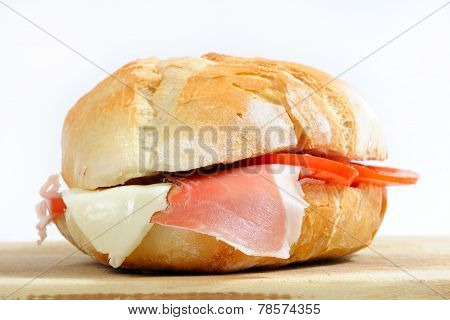 Sandwich Stuffed