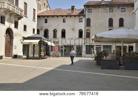 Plaza In Bassano Del Grappa