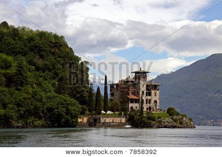Villa La Gaeta, Lake Como, Italy, May 20th 2010