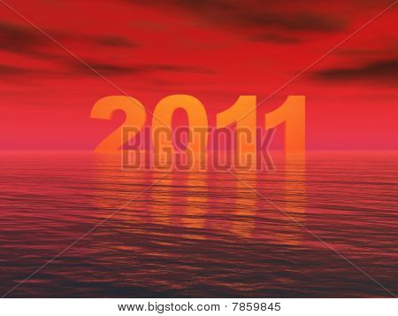 Year 2011 Sunset