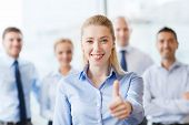 stock photo of cheer up  - business - JPG