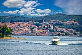picture of kali  - Island of Ugljan yachting destination Town of Kali in Dalmatia Croatia - JPG