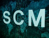picture of supply chain  - SCM  - JPG