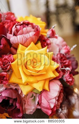 Boquet of flowers