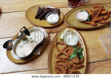 Appetizers And Snack