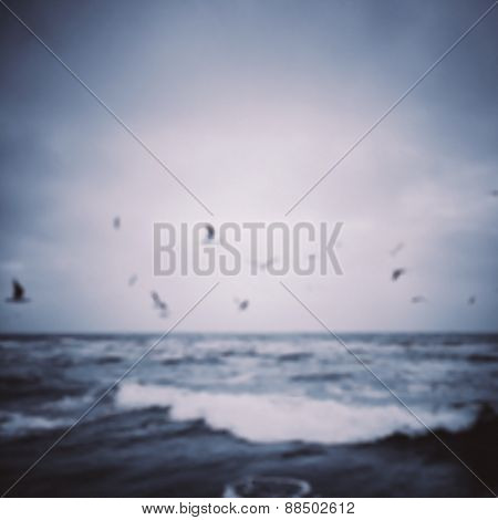 Vector Blurred Background