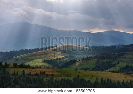 Carpathian view