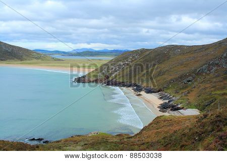 Tra Na Rossan Beach, Co. Donegal, Ireland