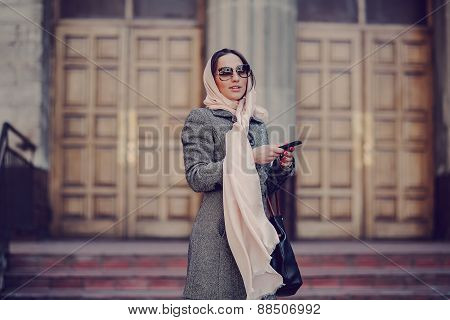 Beautiful Successful Woman