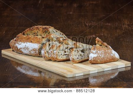 Traditional Homemade Bread