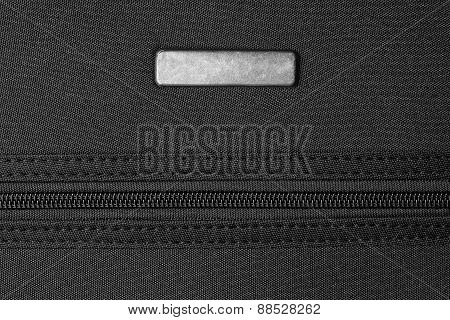 Metal Tag And Zipper