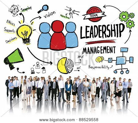 Diversity Business People Leadership Management Corporate Team Concept