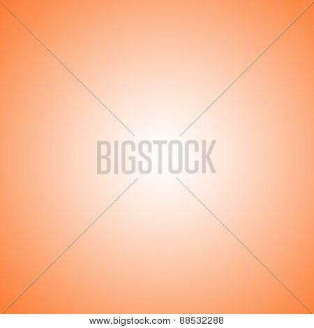 Orange Gradient On The Grey Background