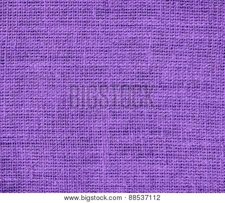 Burlap amethyst texture background