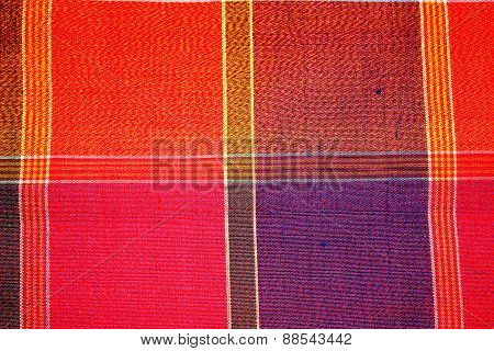 Silk Fabric Background