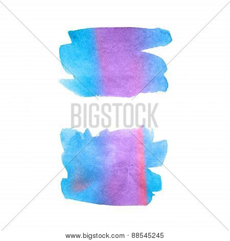 Summer Colors Watercolor Set